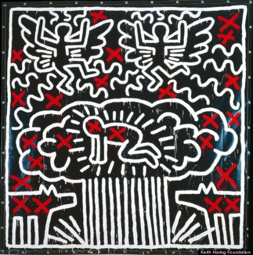 o-KEITH-HARING-POLITICAL-LINE-PARIS-570