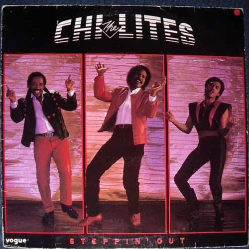 The Chi-Lites - Steppin Out 1984 copy