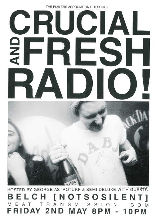 Crucial Radio6post